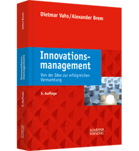 "Titelblatt von ""Innovationsmanagement"""
