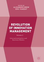 "Titelblatt von ""Revolution od Innovation Management"""