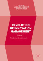 "Titelblatt der ""Revolution of Innovation Management 1"""