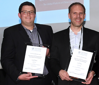 "Zum Artikel ""Peter Bican gewinnt EFMD Case Writing Competition Award"""