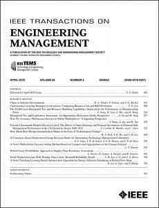 Frontseite der IEEE-TEM