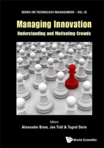 Cover Managing Innovation – Understanding and Motivating Crowds