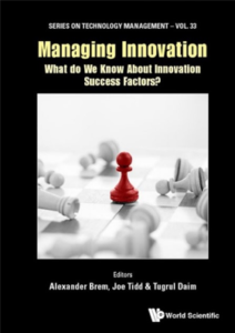 Cover Managing Innovation - What Do We Know About Innovation Success Factors?