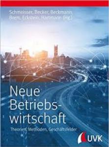 Buchcover Neue Betriebswirtschaft