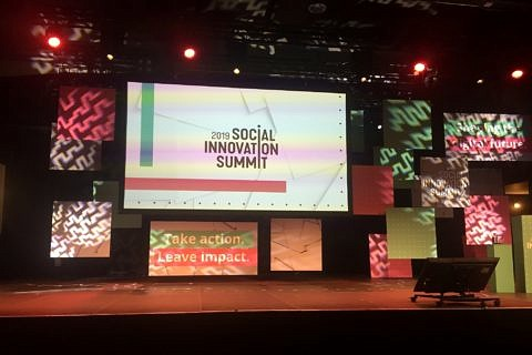 "Zum Artikel ""Keynote Präsentation beim Social Innovation Summit"""
